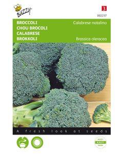 Broccoli Calabrese natalino, groen