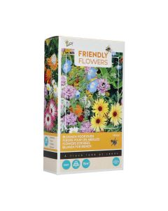 Bloemenmix bijen